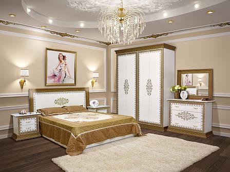 """Спальня """"София люкс"""" Мир Мебели, фото 2"""