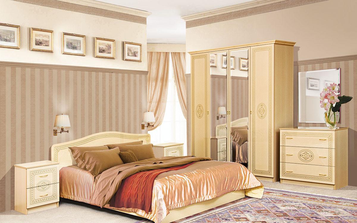 Спальный гарнитур Флоренция Світ Меблів