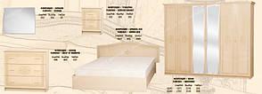 Спальный гарнитур Флоренция Світ Меблів, фото 2