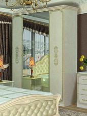 """Спальный гарнитур """"Венеция Нова"""" Мир Мебели, фото 3"""