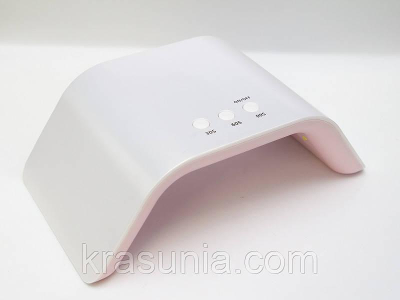 Лампа для маникюра LED+UV COMAX T1S, 24Вт (оригинал)