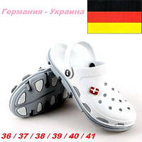Женские сабо Германия - Украина. Летние женские шлепки ЭВА. Босоножки женские пена.