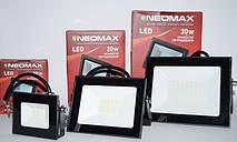 Светодиодные LED прожектора   Led Прожектора с датчиком движения