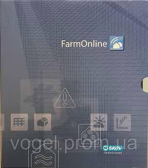 Farm Online (мікроклімат) 1 будівля DOL539/Viper