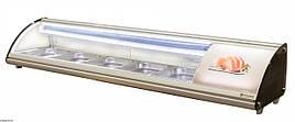 Витрина холодильная для суши суши-кейс 5GN1/2-40 Rauder LSK - 103L