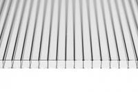 Поликарбонат Sunnex  4мм Прозрачный