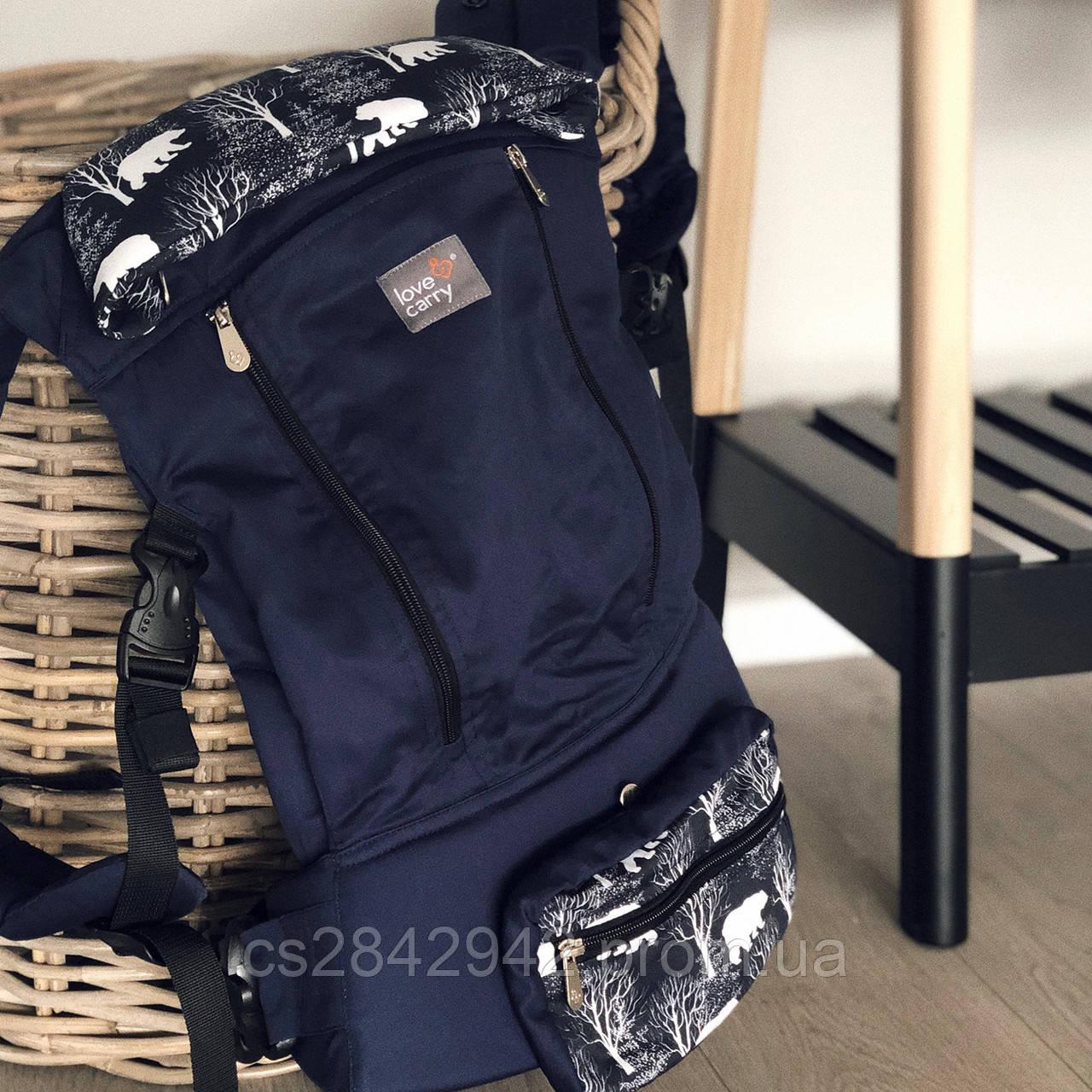 Ерго-рюкзак Love & Carry® AIR X Форест