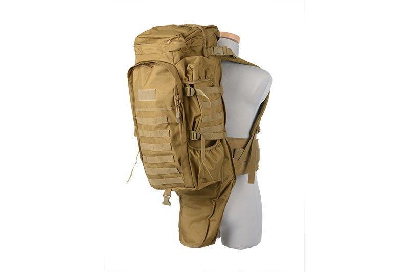 Рюкзак снайперский 40l - tan [GFC Tactical] (для страйкбола)