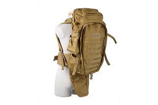 Рюкзак снайперский 40l - tan [GFC Tactical] (для страйкбола), фото 3