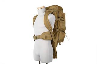Рюкзак снайперский 40l - tan [GFC Tactical] (для страйкбола), фото 2