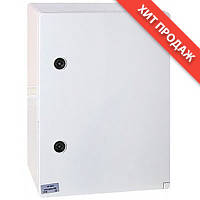 Шафа удароміцна з АБС-пластика e.plbox.300.400.165.blank, IP65, фото 1