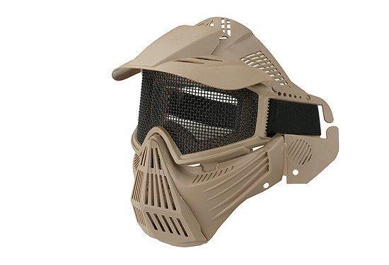 Маска Ultimate Tactical Guardian V1 - Tan [Ultimate Tactical] (для страйкбола)
