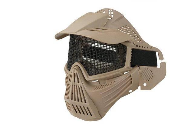 Маска Ultimate Tactical Guardian V1 - Tan [Ultimate Tactical] (для страйкбола), фото 2