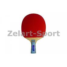 Теннисная ракетка BUTTERFLY TT-BAT SENKOH RT-0 (древесина, резина)