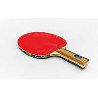 Теннисная ракетка STIGA ROSSA WRB TR-23 (древесина, резина)