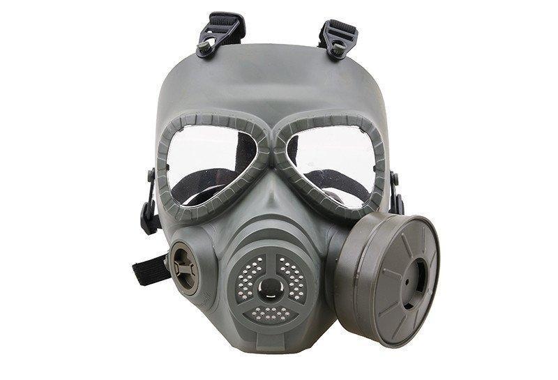 Replika maski p-gaz z systemem chłodzenia - olive drab [Ultimate Tactical] (для страйкбола)
