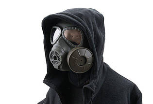 Replika maski p-gaz z systemem chłodzenia - olive drab [Ultimate Tactical] (для страйкбола), фото 2