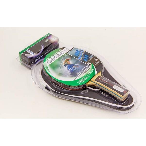 Набор для настольного тенниса DONIC LEVEL 400 WALDNER NT-5