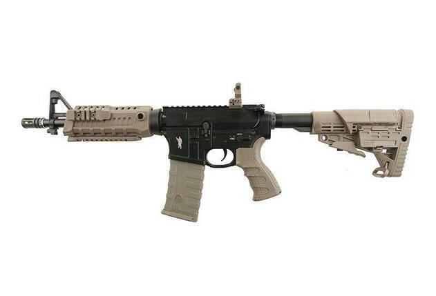 Штурмовая винтовка CAA M4 CQB - tan [ASG] (для страйкбола), фото 2