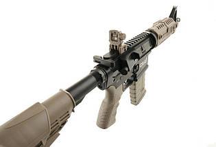 Штурмовая винтовка CAA M4 CQB - tan [ASG] (для страйкбола), фото 3