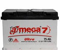 Аккумулятор A-MEGA Ultra 75Ah 790A