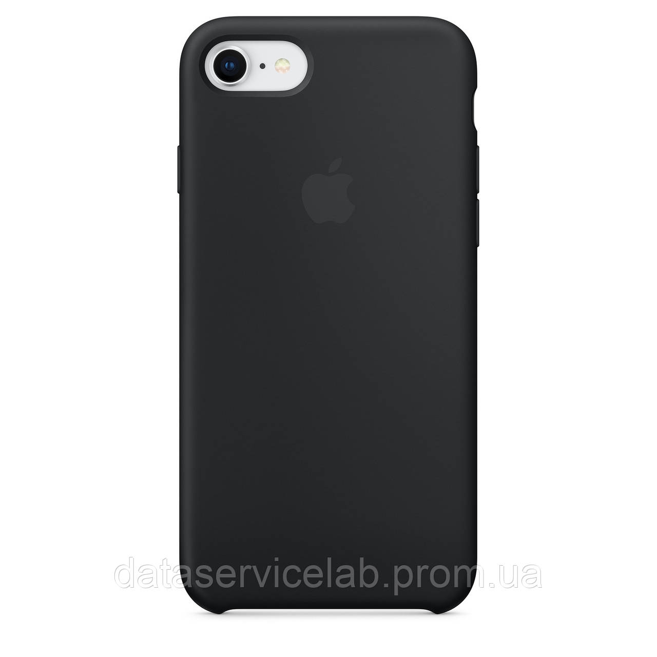 Чохол накладка дляіРһопе 7/8 Silicone Case Black