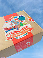 Розвиваюча коробочка -  По гарячих слідах кота Валерки 3-8 років, фото 1