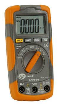 Мультиметр цифровий CMM-10