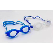 Очки для плавания SPEEDO PACIFIC FLEXIFIT OK-30 (поликарбонат, TPR, силикон, цвета в ассорт)