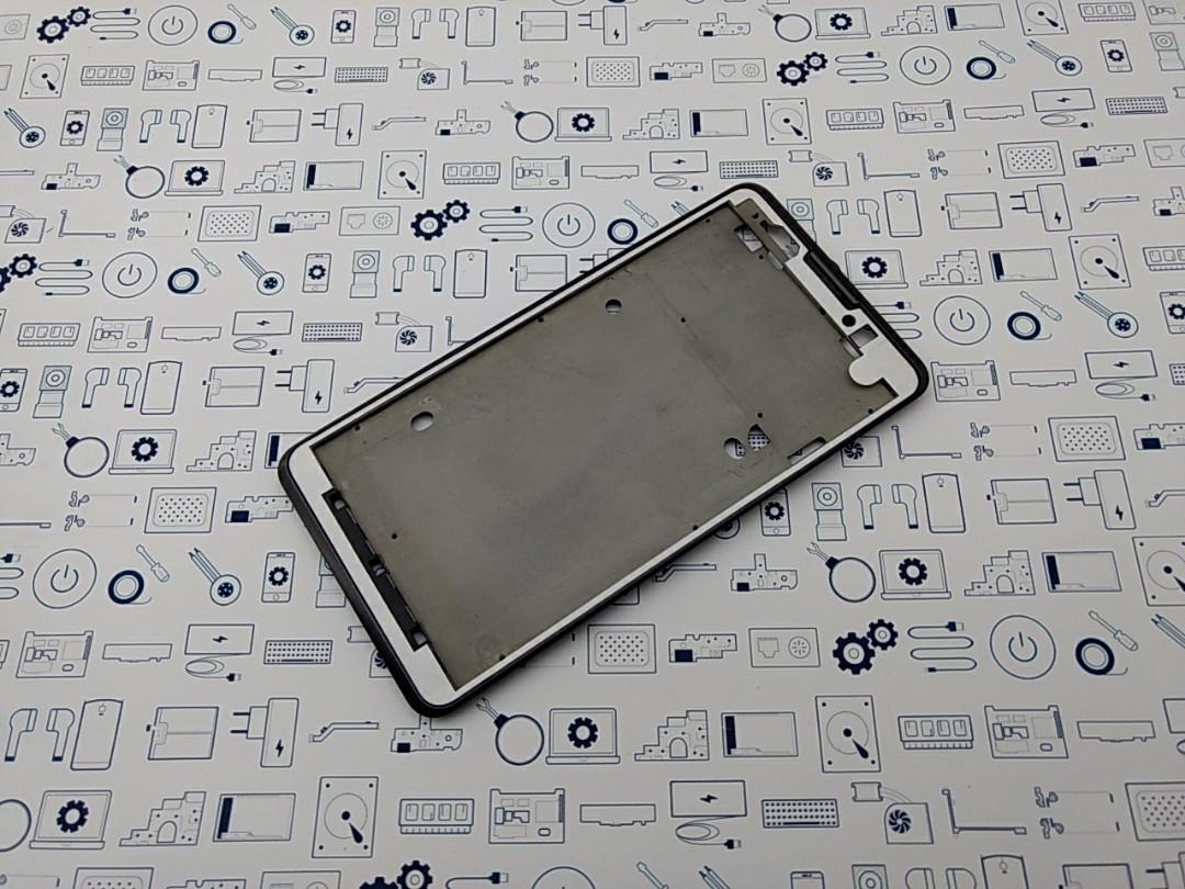 New. Рамка дисплея Lenovo P780 Черный