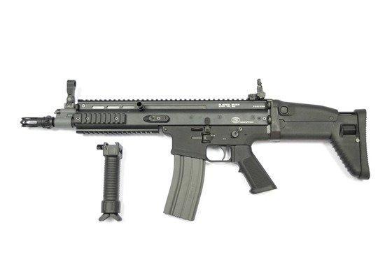 Страйкбольная винтовка штурмовая FN SCAR CQC [CyberGun] (для страйкбола)