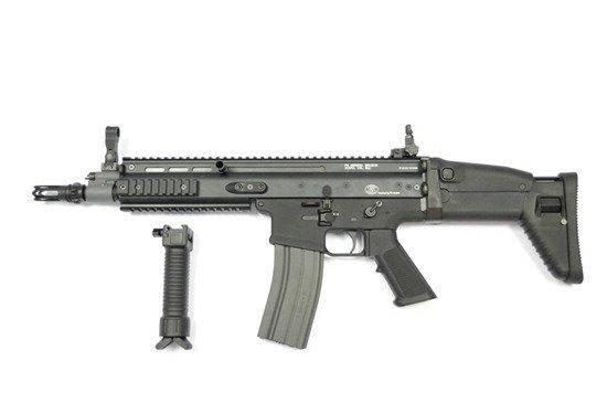 Страйкбольная винтовка штурмовая FN SCAR CQC [CyberGun] (для страйкбола), фото 2