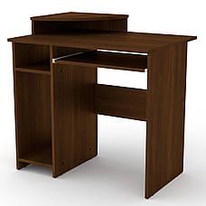 Стол компьютерный СКМ-1 яблоня Компанит , фото 2