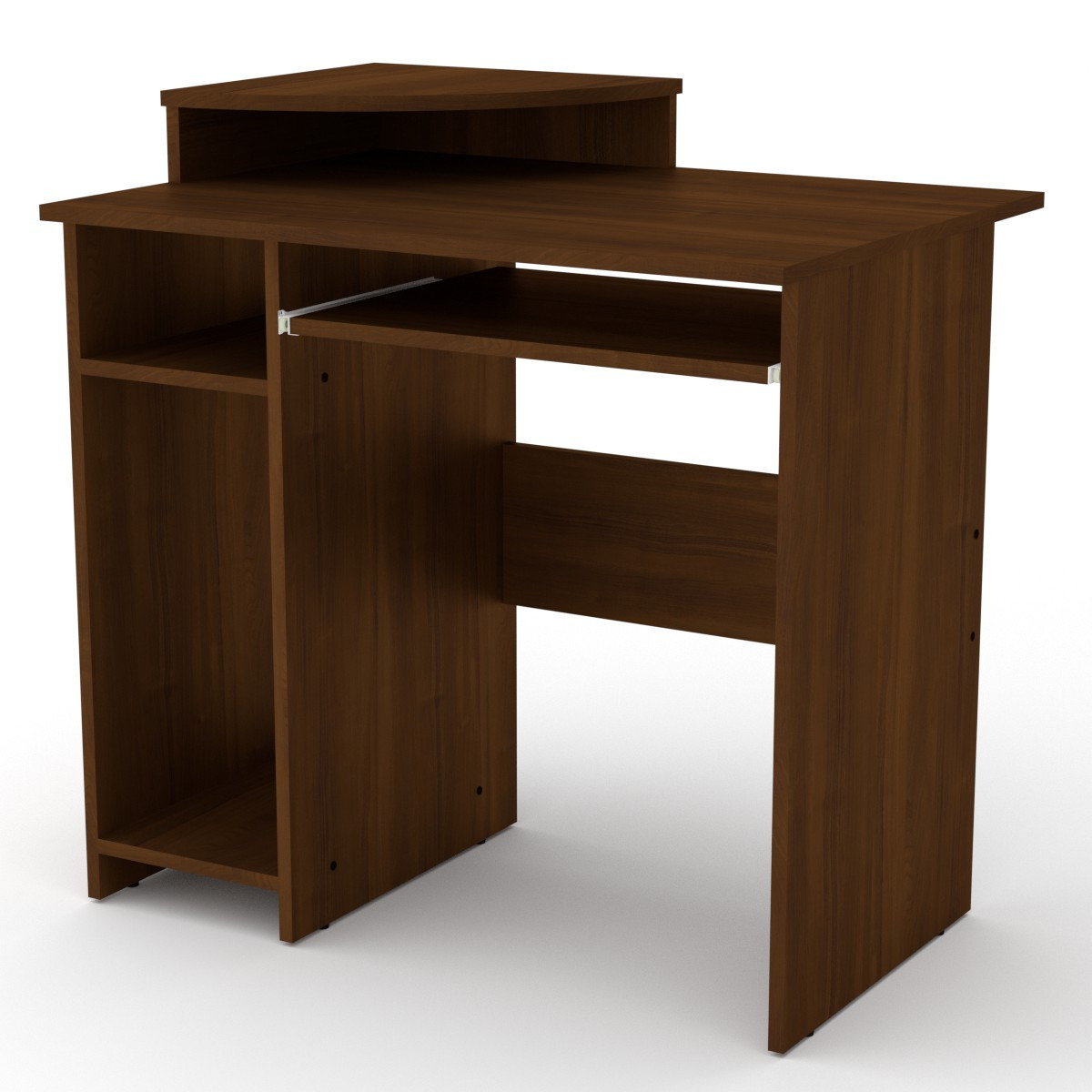 Стол компьютерный СКМ-1 орех экко Компанит