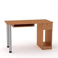 Стол компьютерный СКМ-10 дуб сонома Компанит , фото 3