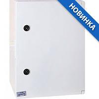 Шафа ударостійкий з АБС-пластику e.plbox.500.700.245.blank. IP65, фото 1