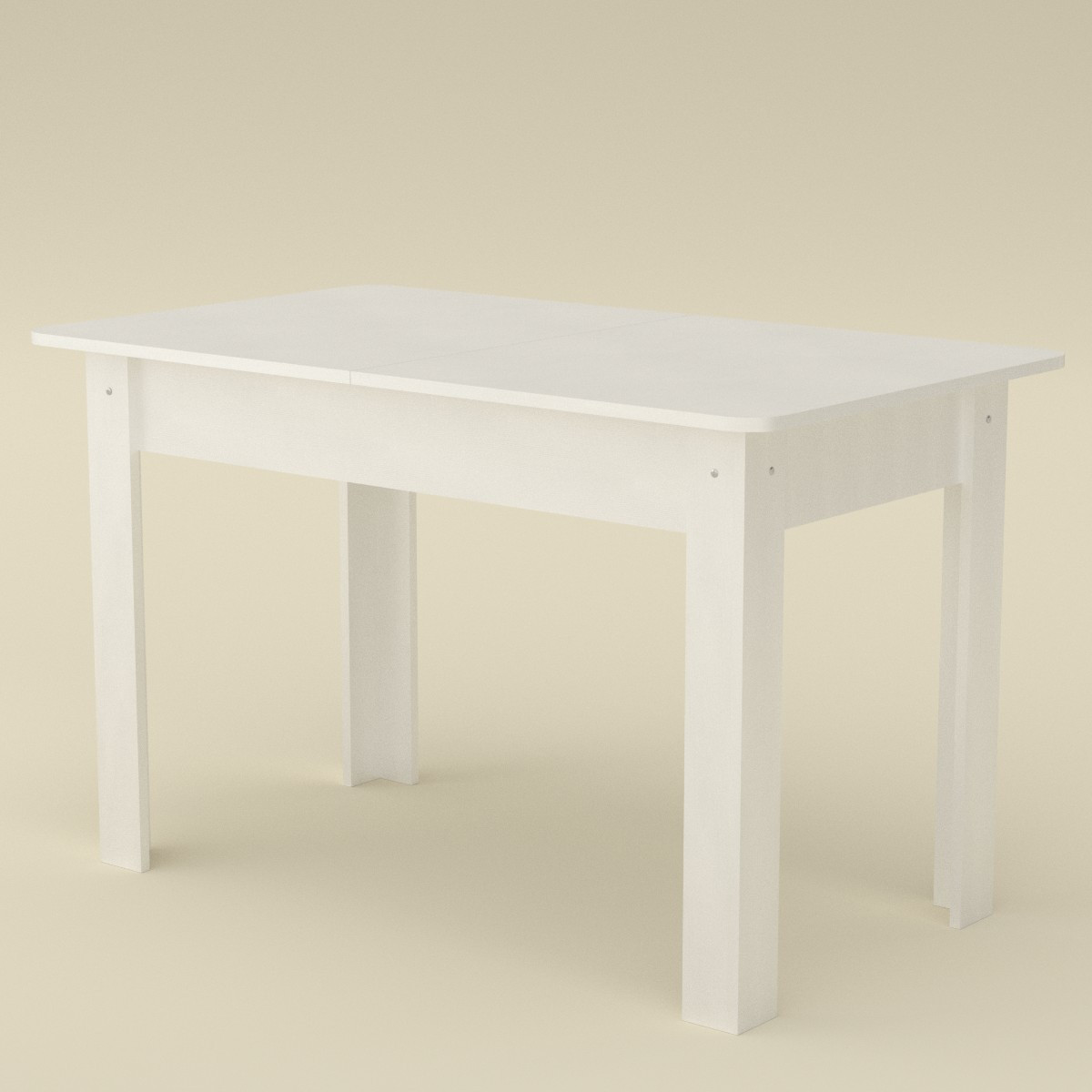 Кухонный стол КС-5 (раскладной стол) альба