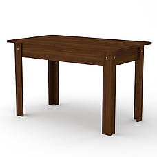 Кухонный стол КС-5 (раскладной стол) альба, фото 3