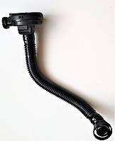 Оригінальний повітряний клапан вентиляції картерних газів Шкода Фабія Рапід Поло Ібіца 1,2 BME 03E103201C, фото 1