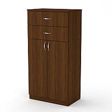 Книжный шкаф КШ-14 Компанит, фото 3