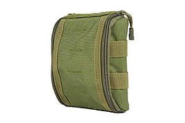 Подсумок типа Trauma Kit - olive [GFC Tactical] (для страйкбола)