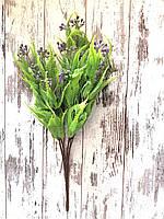 Мимоза фиолетовая длинна со стеблем 35 см