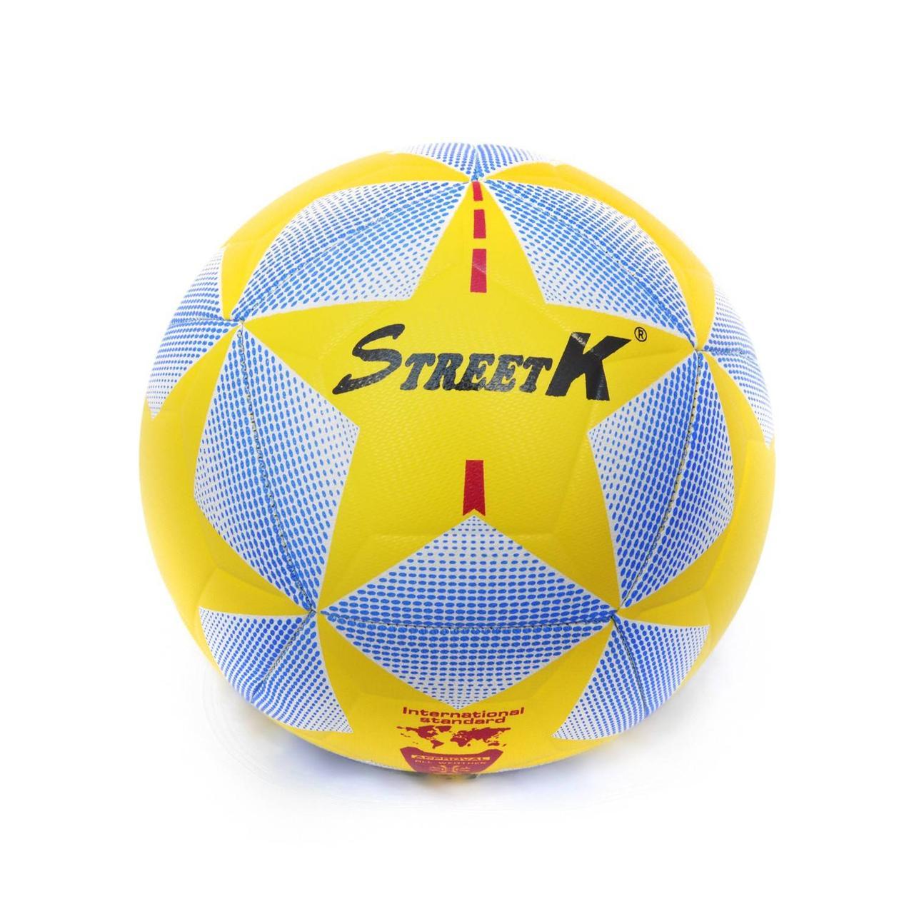 Мяч футбольный Maraton Street K MAR-137