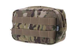 Малый подсумок cargo горизонтальный - Multicam® [Primal Gear] (для страйкбола)