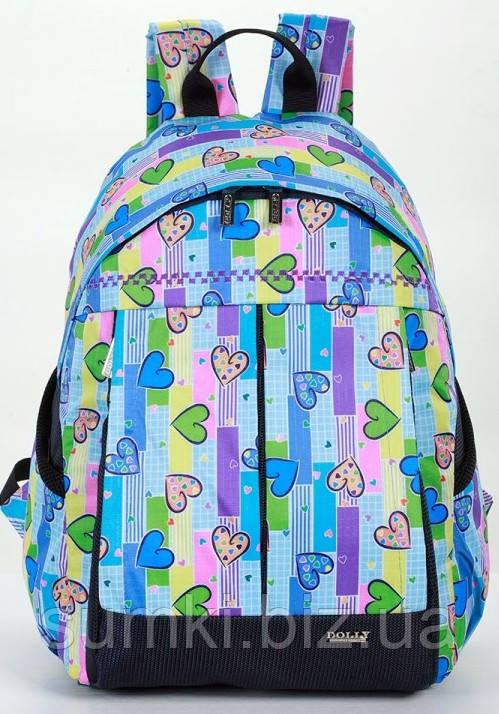 1a3f0267b1a4 Рюкзак школьный для подростка девочки 5 11 класс - Интернет магазин сумок