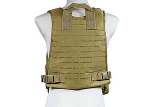Жилет тактический (разгрузочный) типа MBSS (LaserCut) - Tan [GFC Tactical] (для страйкбола), фото 3