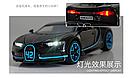 Коллекционный автомобиль Bugatti (черный), фото 5