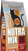 Сухой корм Nutra Mix Maintenance для взрослых кошек всех пород 9.07 кг