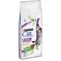 Cat Chow Special Care Hairball Control 15кг- (корм для выведения шерсти у кошек)