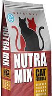 Сухой корм Nutra Mix Original для кошек всех пород 9.07 кг